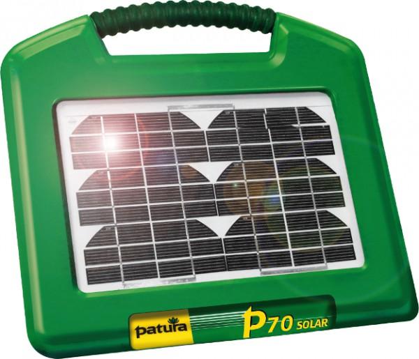 P70 Solar, Weidezaun-Gerät