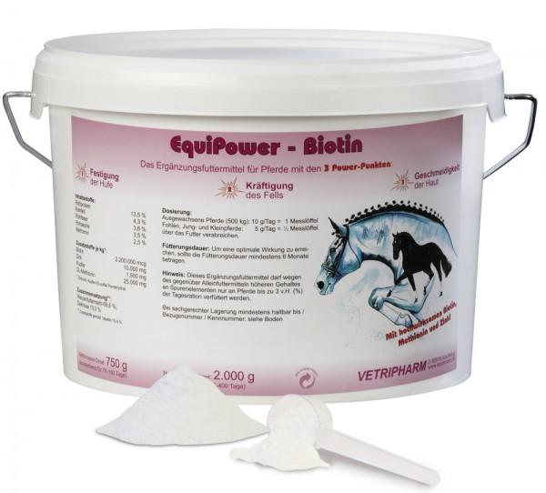 EquiPower Biotin, 2kg