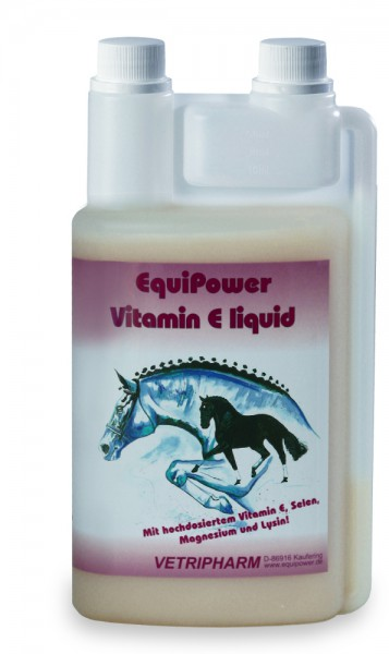 EquiPower Vitamin E Liquid 1L