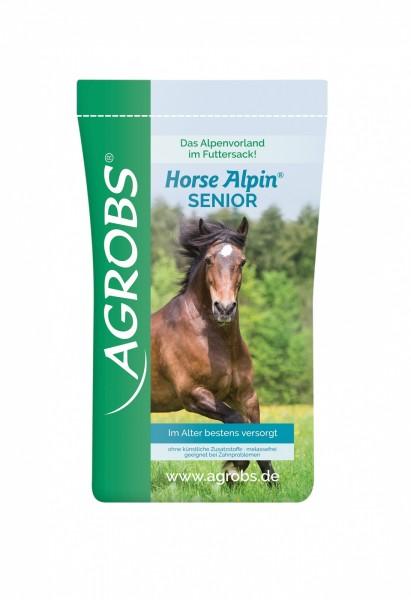 Agrobs Horse Alpin Senior 15 kg