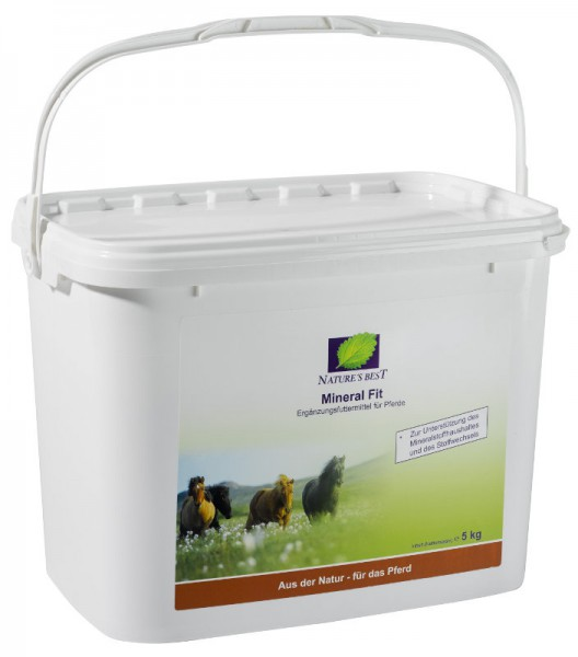 Natures Best Mineral Fit 5 kg