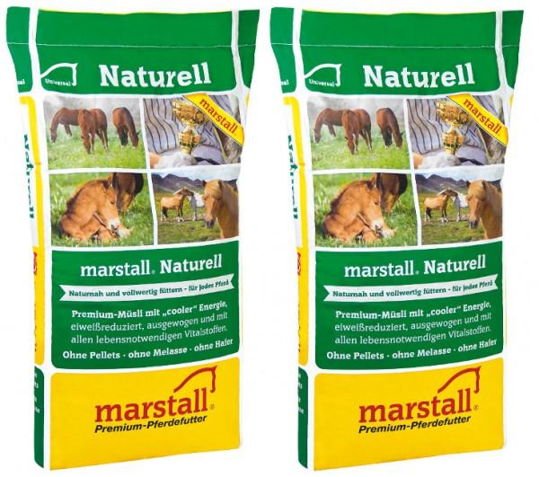 Marstall Naturell Sparpaket 2x15 kg