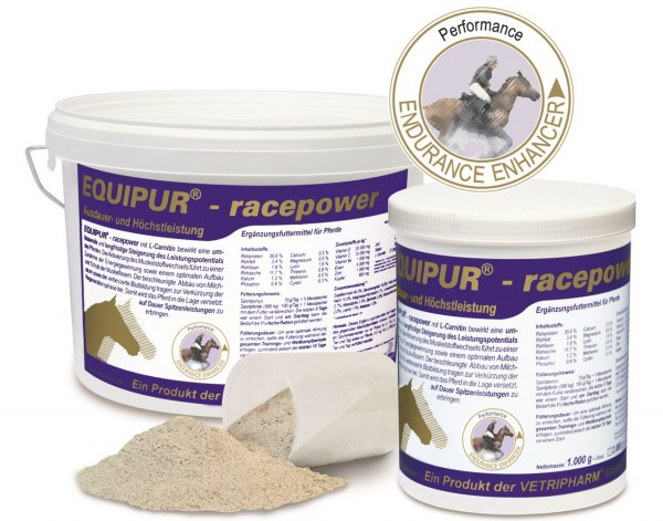 Equipur - racepower 3000 g Eimer