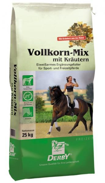 Derby Vollkorn Mix mit Kräutern 25 kg