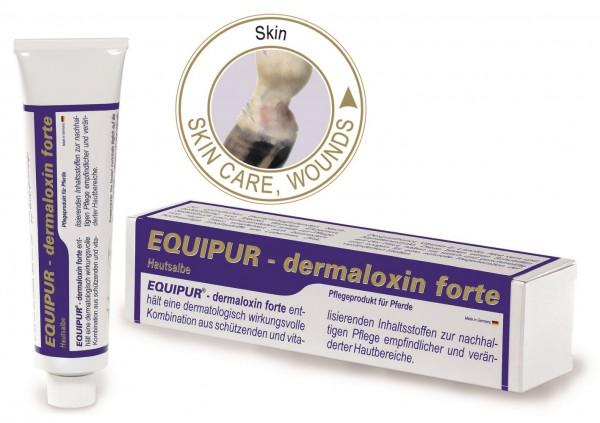 EQUIPUR - dermaloxin forte 100 g Tube