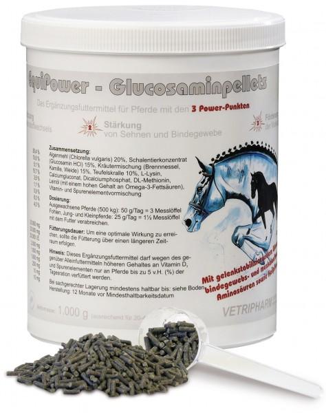 EquiPower Glucosaminpellets 1kg