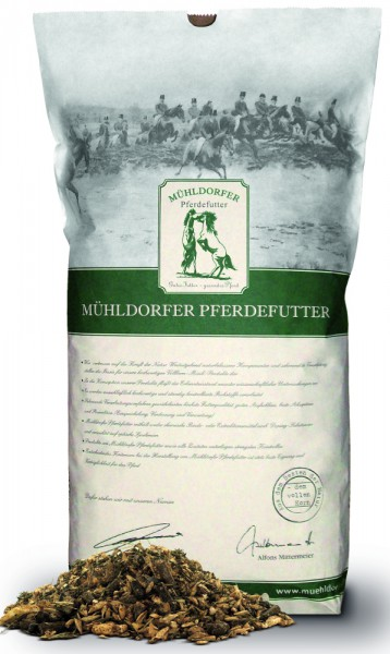 Mühldorfer BIO Kräutermüsli 20 kg