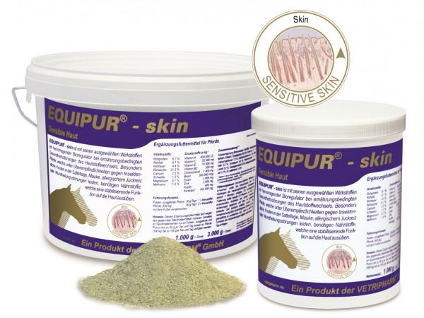 Equipur - skin 1000 g Dose