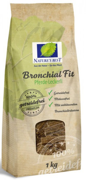 Natures Best Bronchial Fit 1 kg