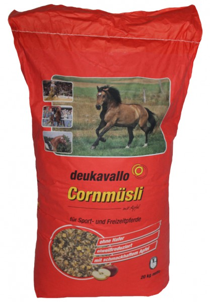Deukavallo Corn-Müsli 20 kg
