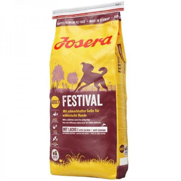 Josera Hundefutter Festival 15 kg