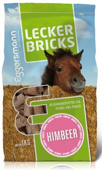 Eggersmann Lecker Bricks mit Himbeer 1 kg
