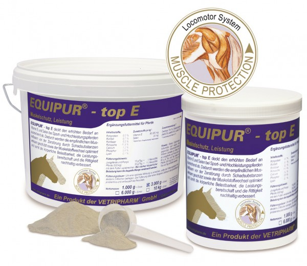 Equipur - top E 1 kg Dose