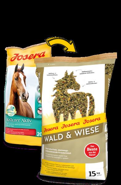 Josera Wald & Wiese 15 kg