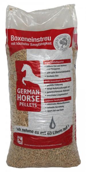 132 Sack German Horse Pellets 14 kg / Säcke auf 2 Paletten