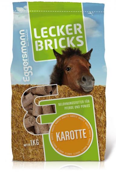 Eggersmann Lecker Bricks mit Karotte 1 kg