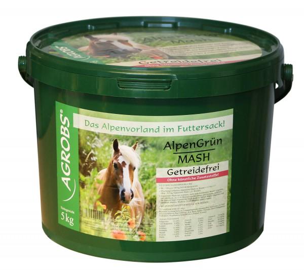 Agrobs Alpengrün Mash Eimer 5 kg