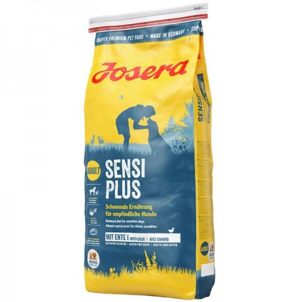 Josera Hundefutter Sensi Plus 15 kg
