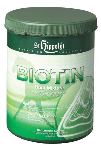 St.Hippolyt Biotin Mixture 1kg