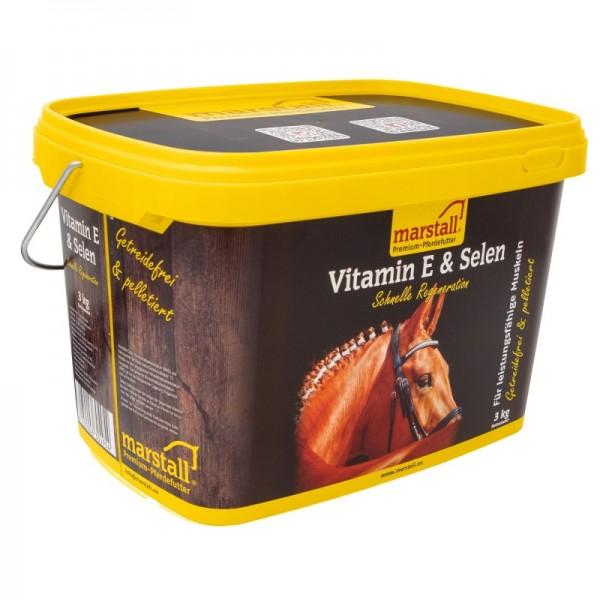 Marstall Vitamin E & Selen (Allegro) 3kg
