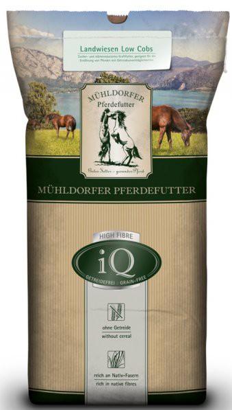 Mühldorfer iQ Landwiesen Low Cobs 20 kg