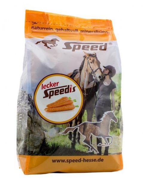 Lecker-Speedis mit Karotte 1 kg Btl.