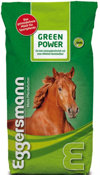Eggersmann Green Power 15 kg