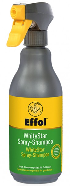 Effol White Star Spray-Shampoo 500 ml Sprühflasche