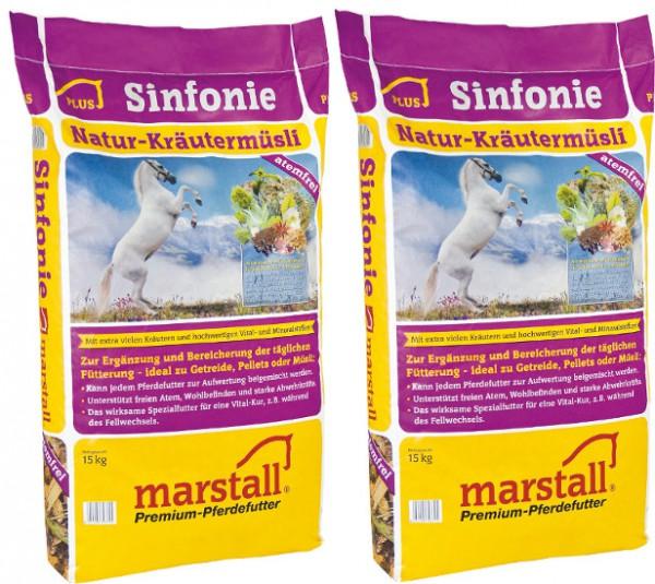 Marstall Sinfonie Sparpaket 2 x 15 kg