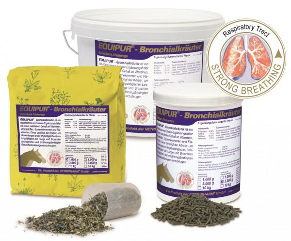 Equipur - Bronchialkräuter 10 kg Sack