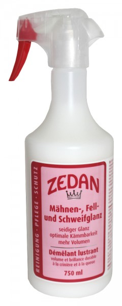 Zedan Mähnenglanz 750 ml