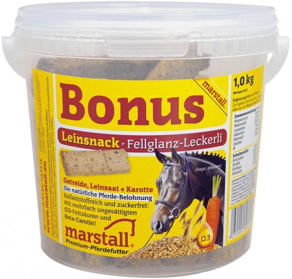 Marstall Bonus Leinsnack, 5 kg