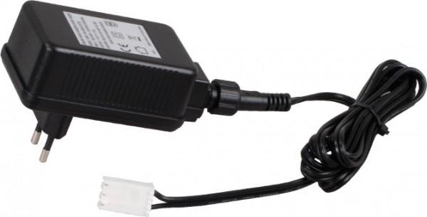 Netzteil 1,5 A, 230V/12V, mit Universal-Stecker 6,3 mm