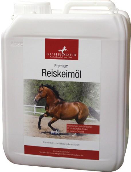 Schröder Premium Reiskeimöl 2,5 L