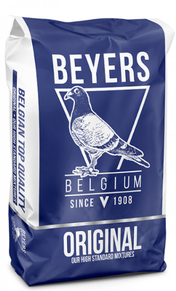 Beyers Olympia 47 Zucht & Reise