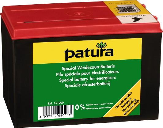 Spezial-Weidezaun-Batterie 9 V / 130 Ah