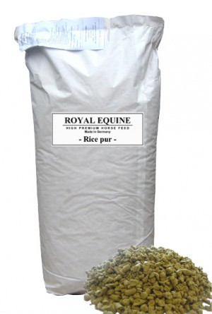 ROYAL EQUINE - Rice pur - Reisfutter 15 kg