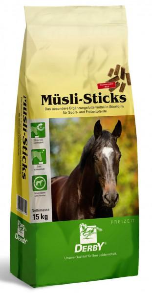 Derby Müsli Sticks 15 kg