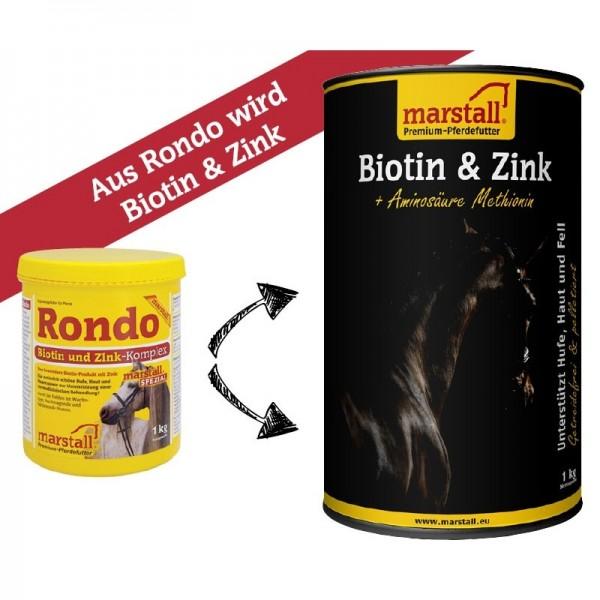 Marstall Biotin & Zink 3 kg