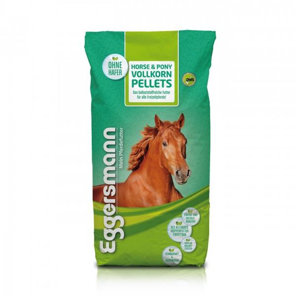 Eggersmann Horse & Pony Vollkorn Pellets 6mm 25 kg