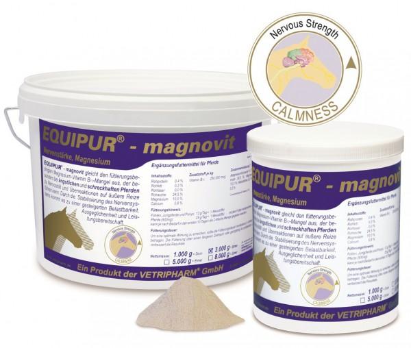 Equipur - magnovit 1000 g Dose