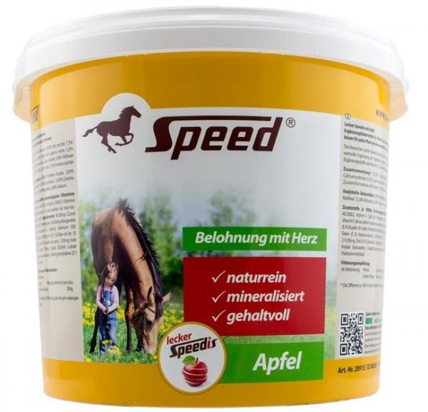 Lecker-Speedis mit Apfel 3 kg Eimer