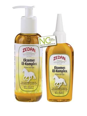 Zedan Ekzemer Öl Komplex Intensivpflege 250 ml
