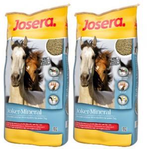 Josera Pferdefutter Joker-Mineral Sparpaket 2x15 kg