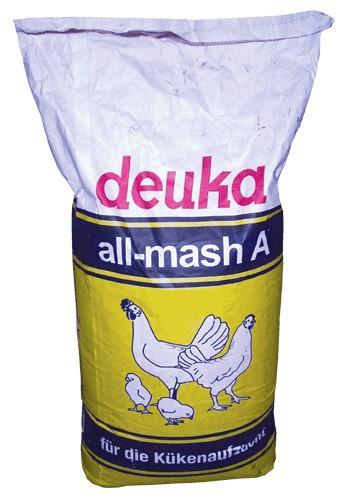 Deuka All Mash A, Mehl mit Cocc.