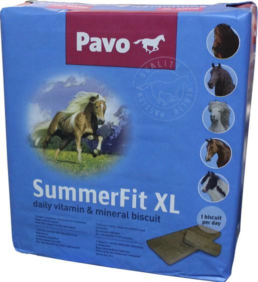 Pavo Summerfit XL (Aura) 15 kg