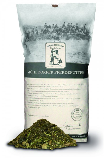 Mühldorfer Low Glycaemic prebiotic 15 kg