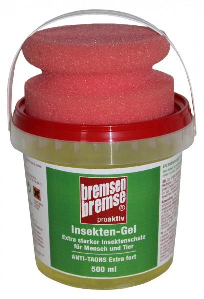 Zedan BREMSENBREMSE proaktiv Insekten-Gel mit Schwamm 500 ml
