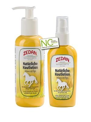 Zedan Natürliche Hautlotion 250 ml