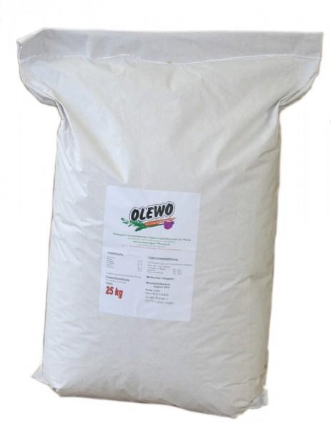 Olewo Karotten Pellets mit Öl 25 kg